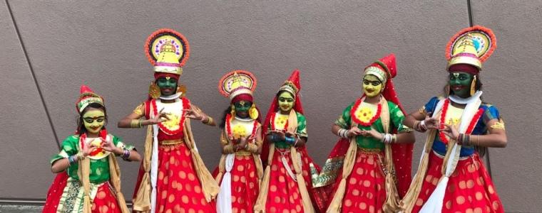 Kathakali Dance Costume