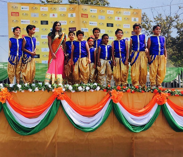 FOG India dance competition