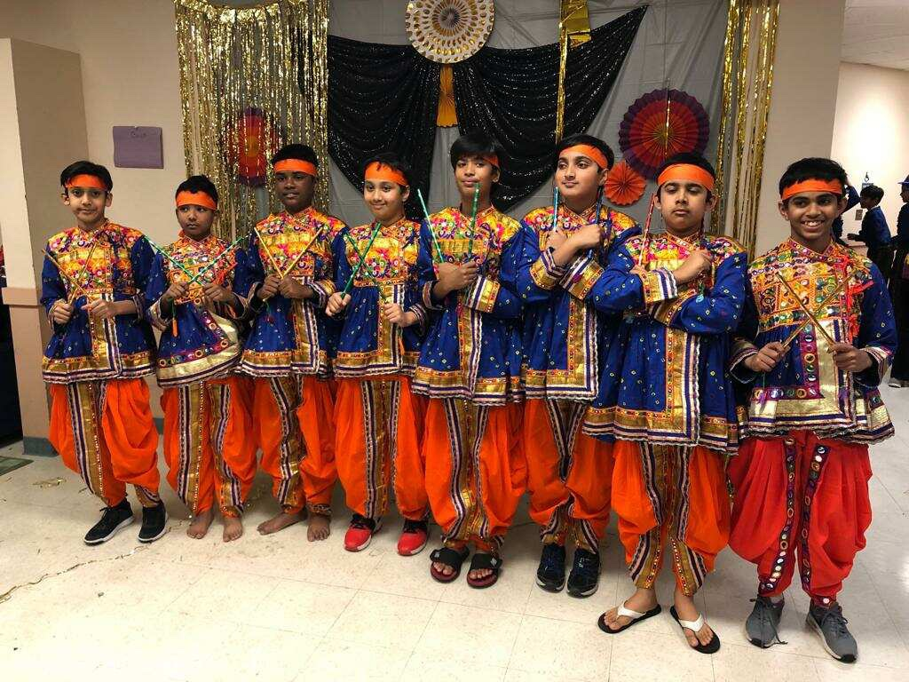 Gujrati Kedio Boys Costume