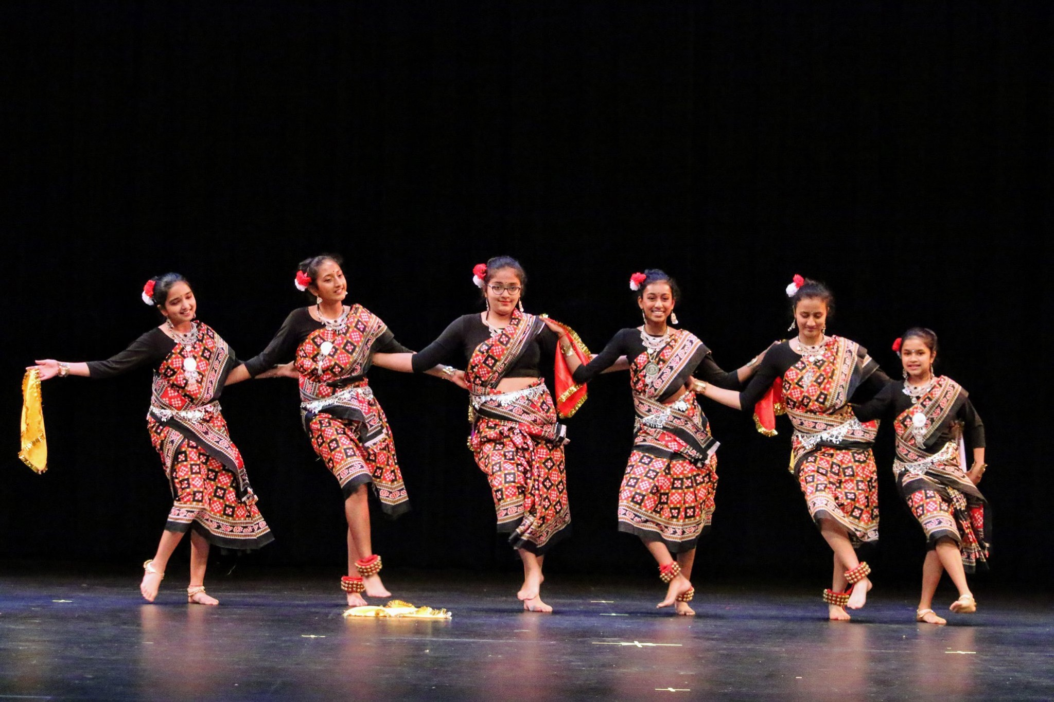 Sambhalpuri Dance Costume