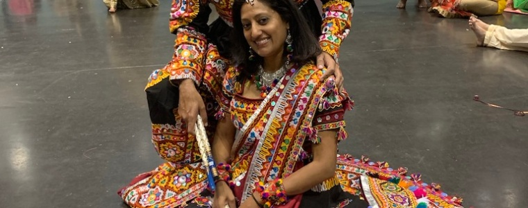 Garbha and Dandiya Costumes
