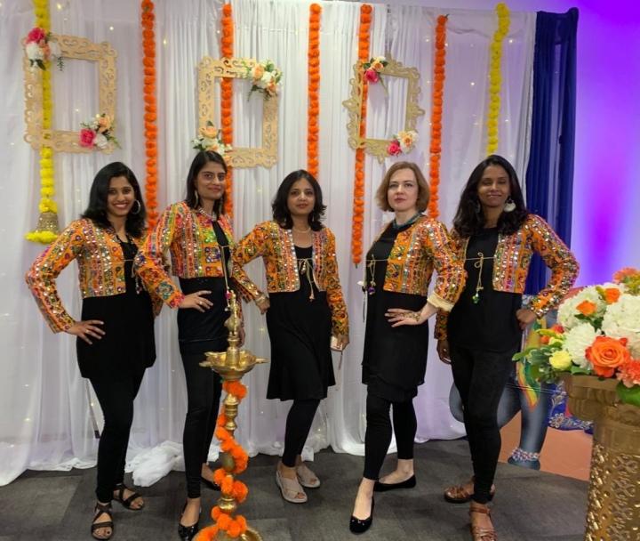 Diwali Dance Costumes