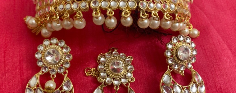 Traditional indian Jewelry
