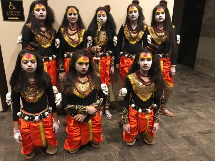 Tribal Dance Costumes for Rent