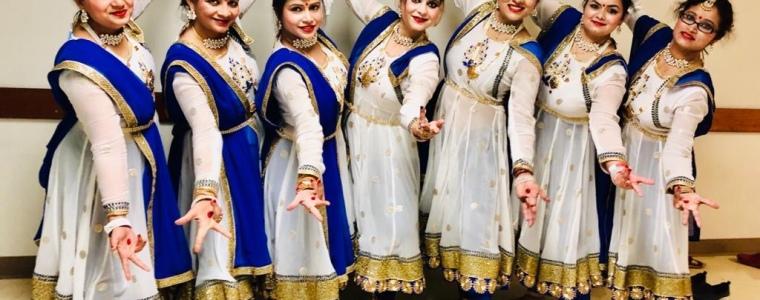 Anarkali Dance costume for Rent