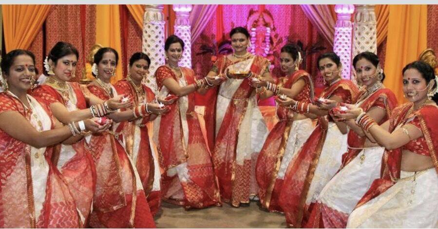 Bengali Costume for Rent